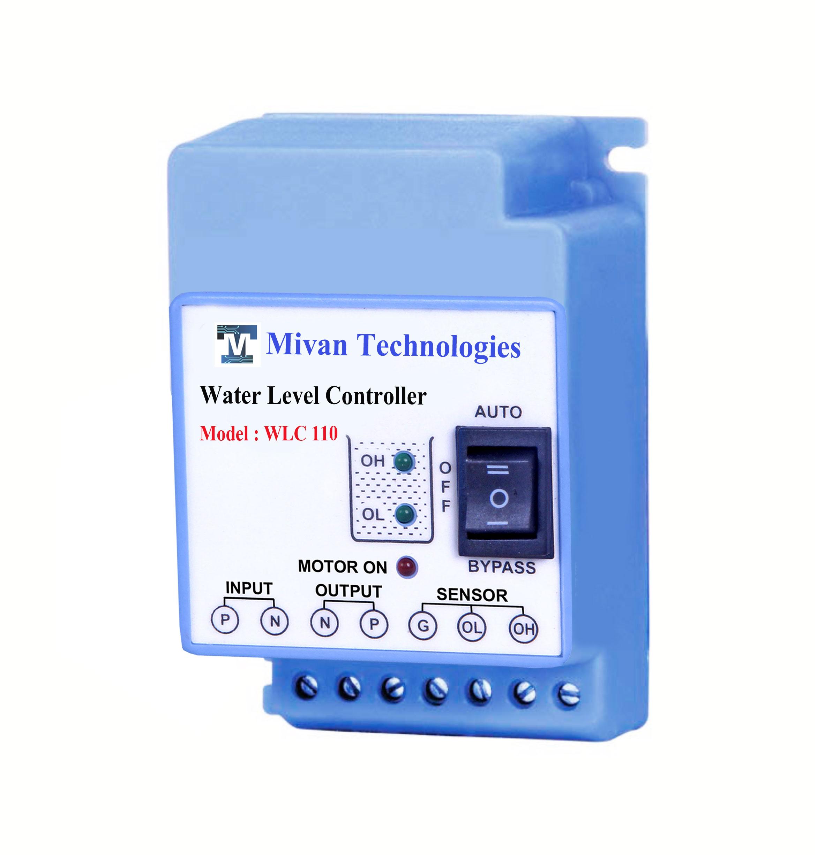 Mivan Technologies Circuit Diagram Water Level Indicator
