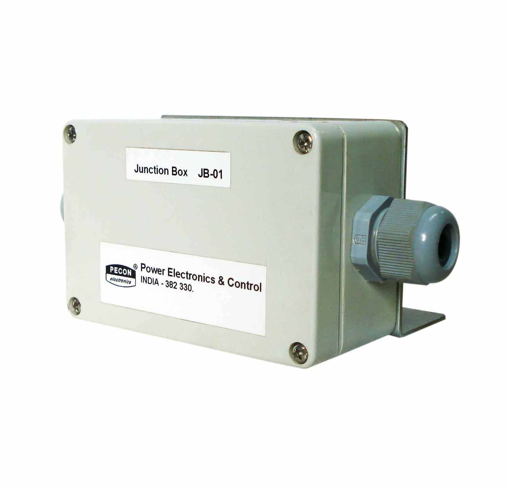 JB 01 Junction box suitable for 4 RTD S 02 sensors terminations