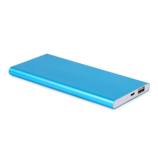 Modern Personal Power Banks BLUE or BLACK